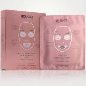 111 Skin Rose Gold Brightening Sheet Mask-BNIB